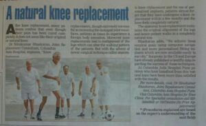 Joint Replacement Surgeon in Pune