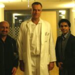 With Dr. W.Klauser in Germany
